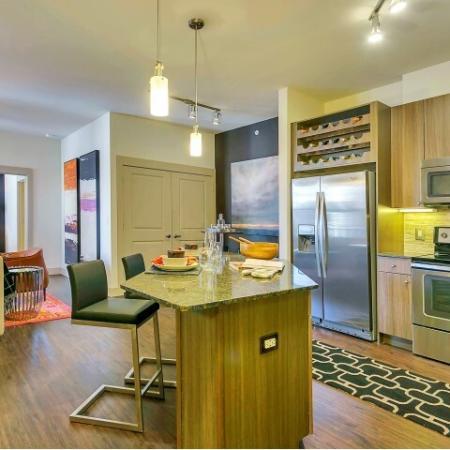Elegant Kitchen | Apartments in Las Colinas, TX | Alexan Las Colinas