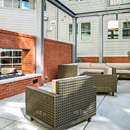 Grilling Stations | Station 40 Apartments