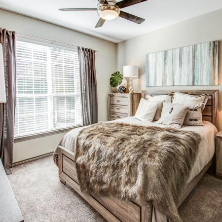 Luxurious Master Bedroom | Apartment in Austin, TX | Hyde Park at Wells Branch