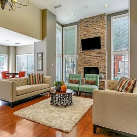 Spacious Resident Club House | Apartment in Dallas, TX | Lincoln Crossing