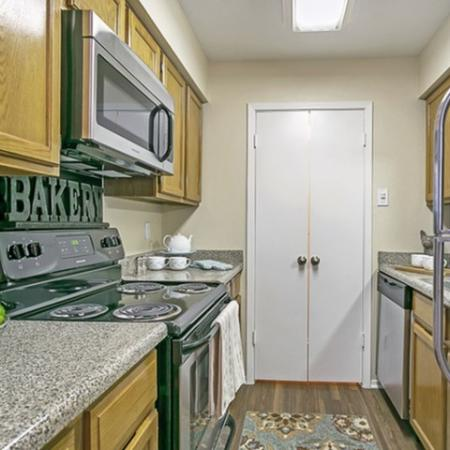 State-of-the-Art Kitchen | Dallas TX Apartment Homes | Lincoln Crossing