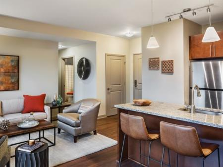 Elegant Resident Club House | Nashville TN Apartment Homes | Station 40