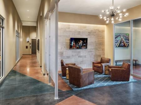 Elegant Community Club House | Nashville TN Apartments | Station 40