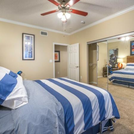 Luxurious Master Bedroom   Apartment in Houston, TX   Melia Medical Center