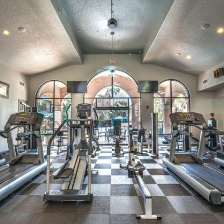 Cutting Edge Fitness Center   Apartments Homes for rent in Houston, TX   Melia Medical Center