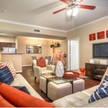 Elegant Living Area   Apartments Houston, TX   Melia Medical Center