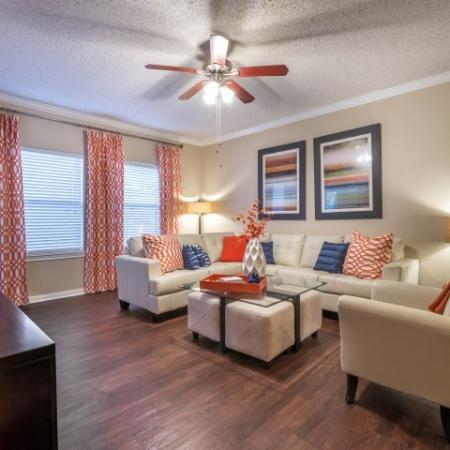 Spacious Living Area   Apartments Homes for rent in Houston, TX   Melia Medical Center