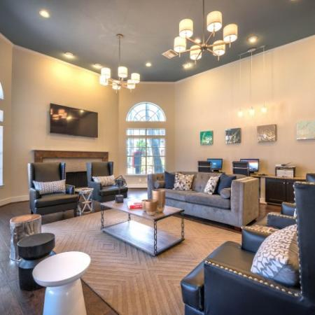Spacious Resident Club House | Apartment in Houston, TX | Lincoln Medical Center