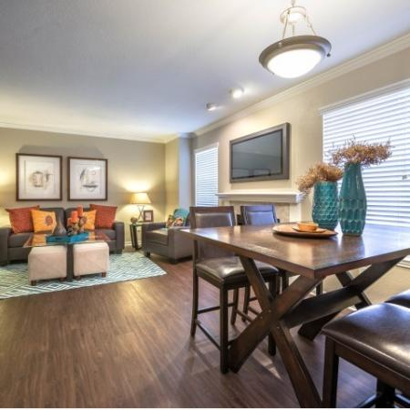 Luxurious Dining Room | Houston TX Apartments | Lincoln Medical Center