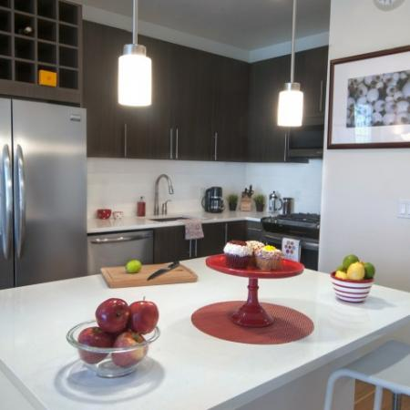 State-of-the-Art Kitchen | Hoboken NJ Apartment Homes | 1125 Jefferson
