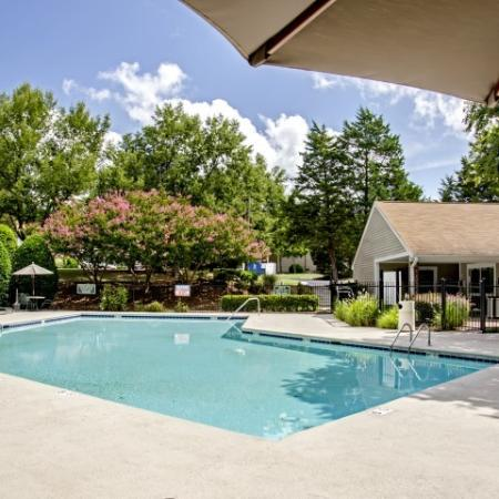 Swimming Pool | Apartment Homes in Charlotte, NC | Berkshire Place