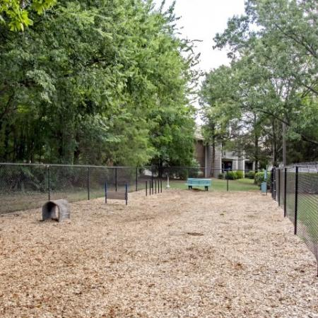 Community Bark Park | Apartment in Charlotte, NC | Berkshire Place