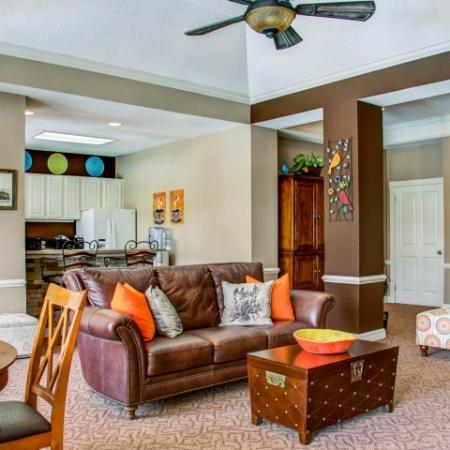 Elegant Living Room | Apartments for rent in Charlotte, NC | McAlpine Ridge Apartments