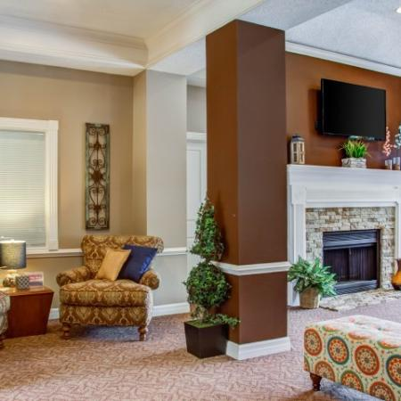 Spacious Resident Club House | Apartment in Charlotte, NC | McAlpine Ridge Apartments