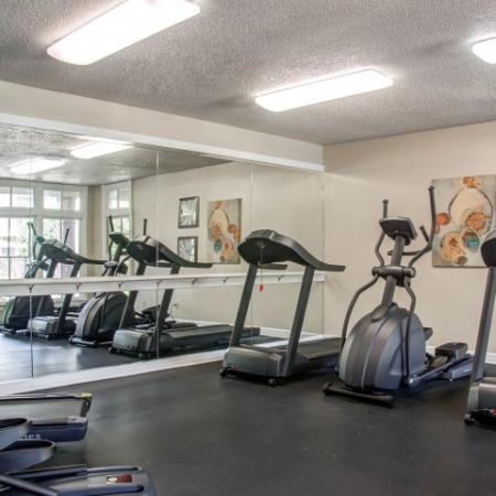 Cutting Edge Fitness Center | Apartments Homes for rent in Charlotte, NC | McAlpine Ridge Apartments