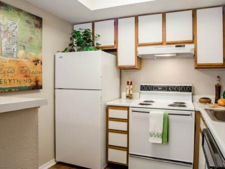Spacious Kitchen | Apartments for rent in Charlotte, NC | McAlpine Ridge Apartments
