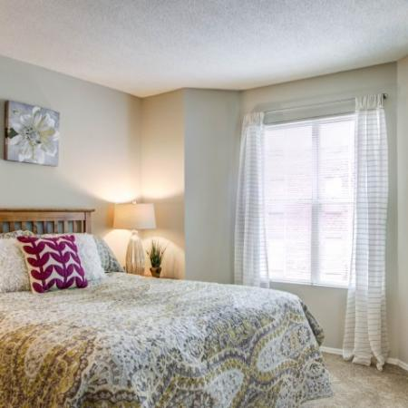 Luxurious Master Bedroom | Apartment in Charlotte, NC | McAlpine Ridge Apartments