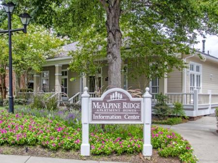 Charlotte NC Apartment Homes | McAlpine Ridge Apartments