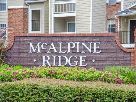 Charlotte NC Apartments | McAlpine Ridge Apartments