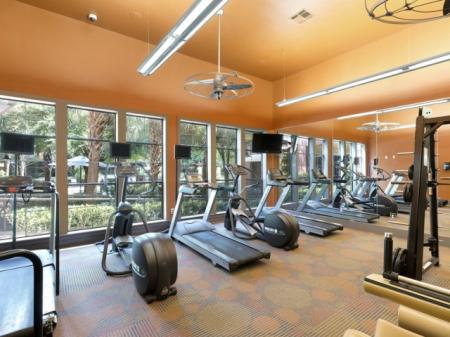 Cutting Edge Fitness Center | Apartments Homes for rent in San Antonio, TX | Broadstone at Colonnade