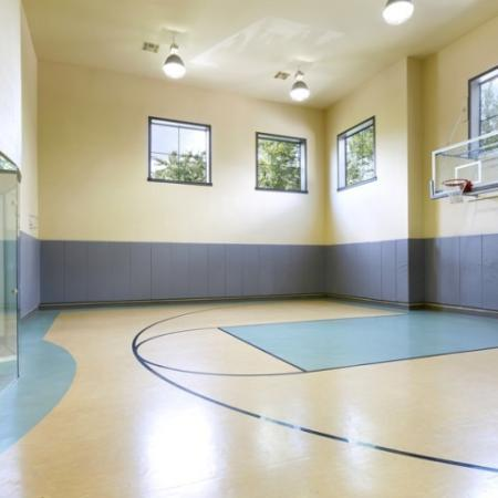 Resident Basketball Court | Apartment in San Antonio, TX | Broadstone at Colonnade