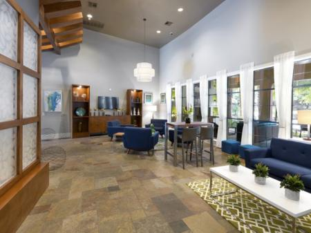 Spacious Community Club House | San Antonio TX Apartments For Rent | Broadstone at Colonnade