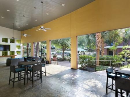 Community BBQ Grills | San Antonio TX Apartment For Rent | Broadstone at Colonnade