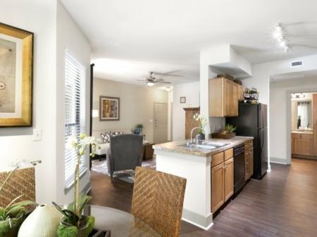 Modern Kitchen | San Antonio TX Apartment For Rent | Broadstone at Colonnade