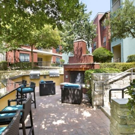 Resident Sun Deck | San Antonio TX Apartment For Rent | Broadstone at Colonnade