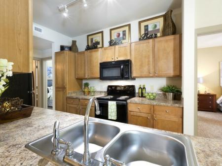 Elegant Kitchen | Apartments in San Antonio, TX | Broadstone at Colonnade
