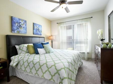 Spacious Bedroom | San Antonio TX Apartment Homes | Broadstone at Colonnade