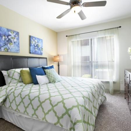 Spacious Bedroom | San Antonio TX Apartment Homes | Broadstone at Colonnade