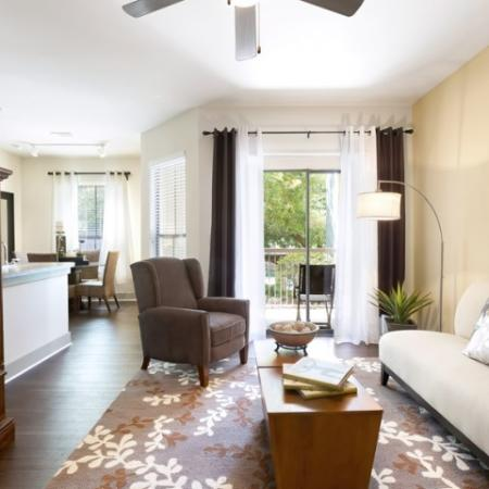 Luxurious Living Area | Apartment in San Antonio, TX | Broadstone at Colonnade