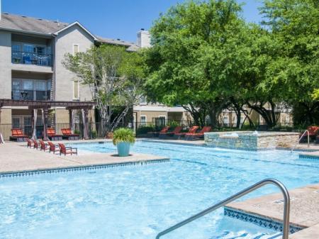 Year Round Swimming Pool | Apartment in San Antonio, TX | Escalante