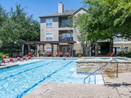 Swimming Pool | Apartment Homes in San Antonio, TX | Escalante