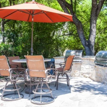 Community Sun Deck | Apartments in San Antonio, TX | Escalante
