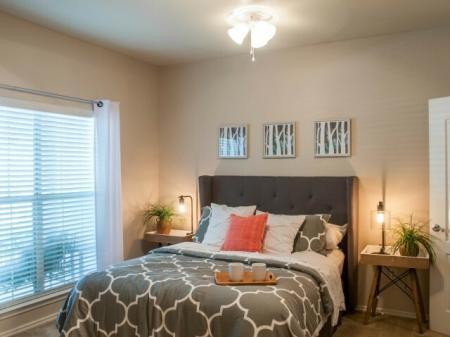 Spacious Bedroom | San Antonio TX Apartment Homes | Escalante