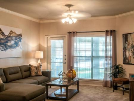 Spacious Living Room | Apartments in San Antonio, TX | Escalante