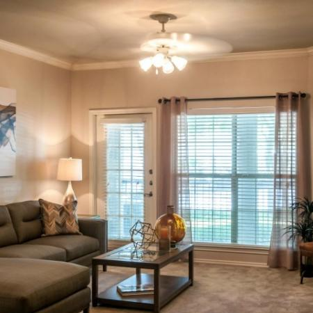 Spacious Living Room | Apartments in San Antonio, TX | Escalante