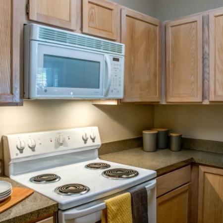 State-of-the-Art Kitchen | San Antonio TX Apartment Homes | Escalante