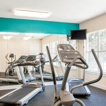 State-of-the-Art Fitness Center | Apartment Homes in San Antonio, TX | Escalante