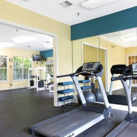 Cutting Edge Fitness Center | Apartments Homes for rent in San Antonio, TX | Escalante
