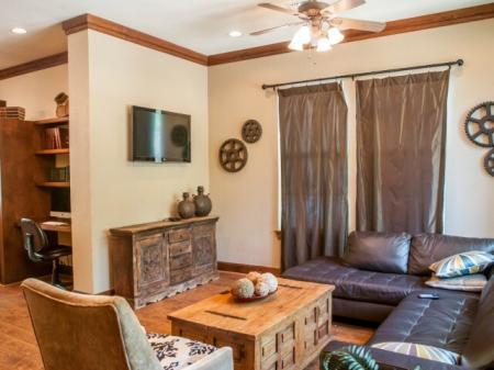 Spacious Community Club House | San Antonio TX Apartments For Rent | Escalante