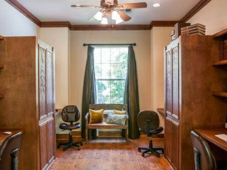 Elegant Community Club House | San Antonio TX Apartments | Escalante