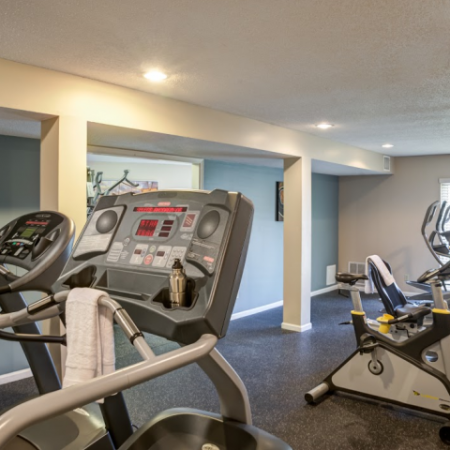 Resident Fitness Center | Apartments St Louis Park, MN | Cityscape