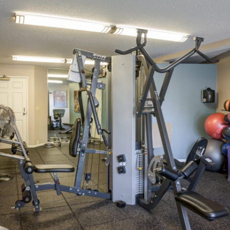 Community Fitness Center | Apartment in St Louis Park, MN | Cityscape