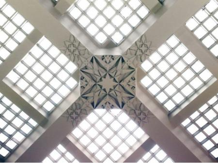 Detailed Ceilings | Apartments in Cleveland | The Standard
