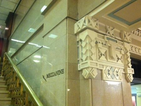 Decorative Lobby | Cleveland Apartments | The Standard