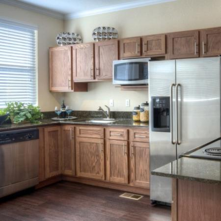 State-of-the-Art Kitchen | Westminster CO Apartment Homes | Bradburn Row Apartments