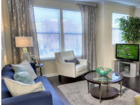Spacious Living Room | Apartments in Westminster, CO | Bradburn Row Apartments